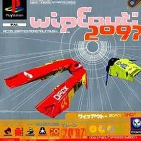 Wipeout 2097 is listed (or ranked) 15 on the list The Best PlayStation Racing Games