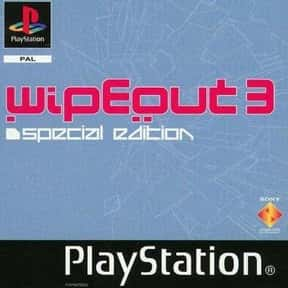 Wipeout 3: Special Edition is listed (or ranked) 11 on the list The Best PlayStation Racing Games