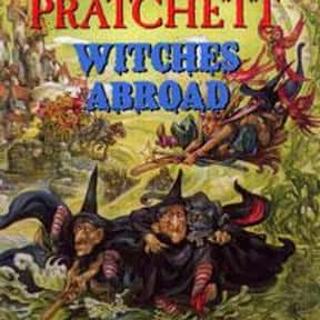 Witches Abroad is listed (or ranked) 18 on the list The Best Terry Pratchett Books