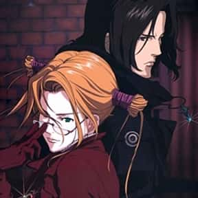 Witch Hunter Robin is listed (or ranked) 13 on the list The Best Anime Like Darker Than Black