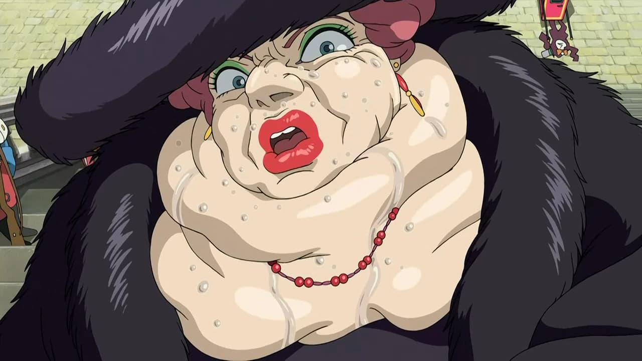 Random Ugliest Anime Characters