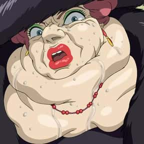 Witch of the Waste is listed (or ranked) 1 on the list The Ugliest Anime Characters of All Time