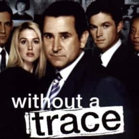 Without a Trace is listed (or ranked) 17 on the list The Best Shows About the FBI