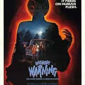 Without Warning is listed (or ranked) 15 on the list The Best '90s Disaster Movies