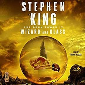 The Dark Tower IV: Wizard and  is listed (or ranked) 6 on the list The Best Stephen King Audiobooks
