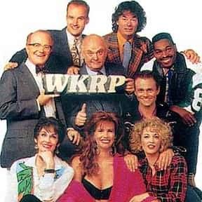 WKRP in Cincinnati is listed (or ranked) 2 on the list The Best 1980s CBS Comedy Shows