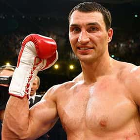 Wladimir Klitschko is listed (or ranked) 15 on the list The Best Boxers of the 21st Century