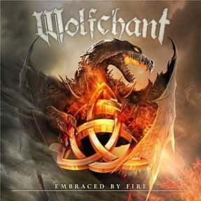 Wolfchant is listed (or ranked) 7 on the list German Folk Metal Bands List