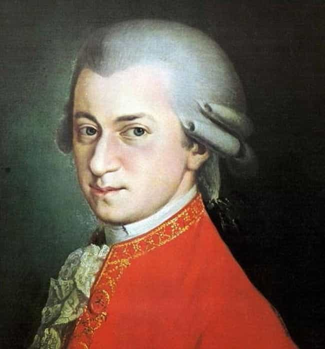 Wolfgang Amadeus Mozart is listed (or ranked) 2 on the list Famous Aquarius Celebrities