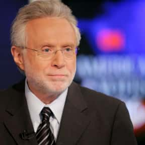 Wolf Blitzer is listed (or ranked) 25 on the list The Most Trustworthy Newscasters on TV Today