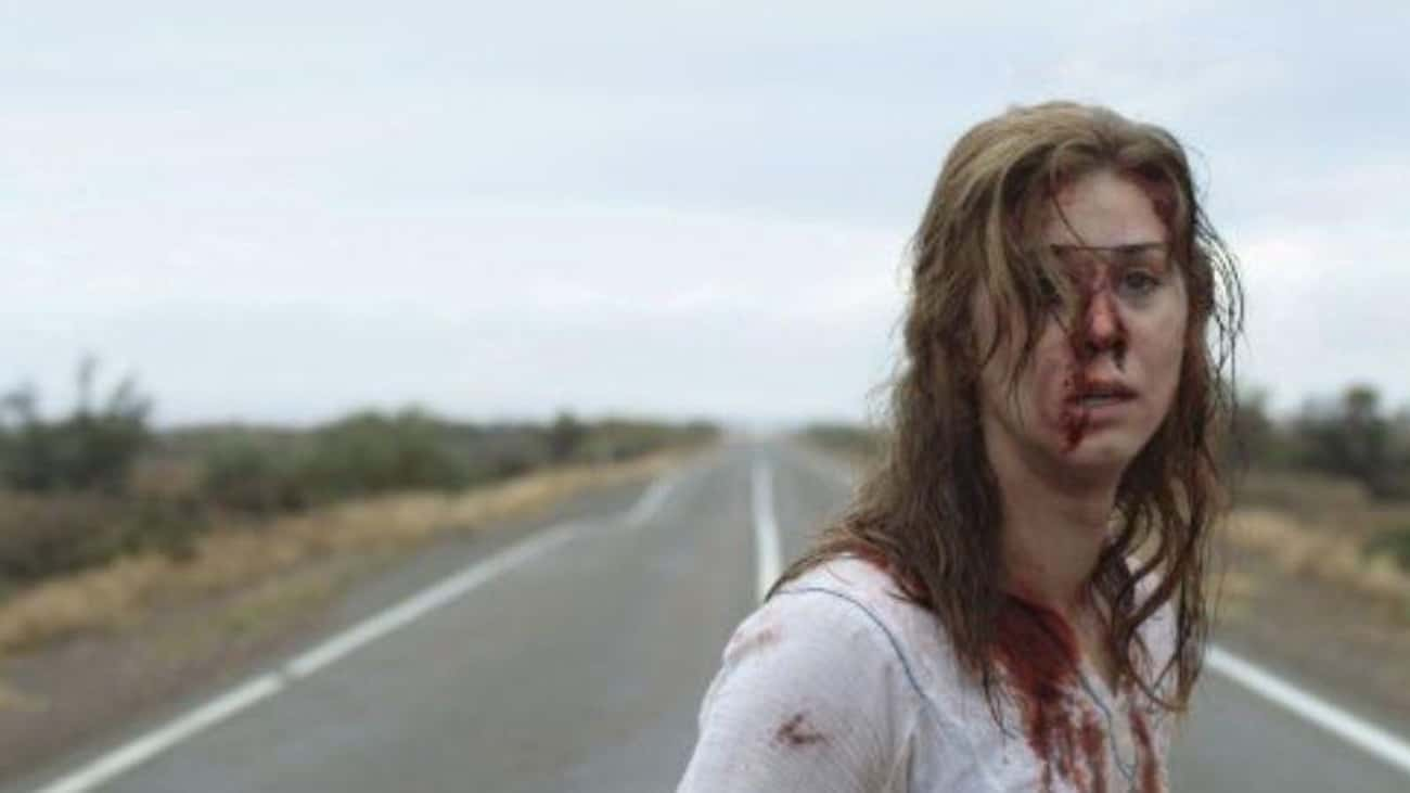 Wolf Creek is listed (or ranked) 3 on the list Pretty Good Horror Movies You Should Never Watch Before Traveling Abroad