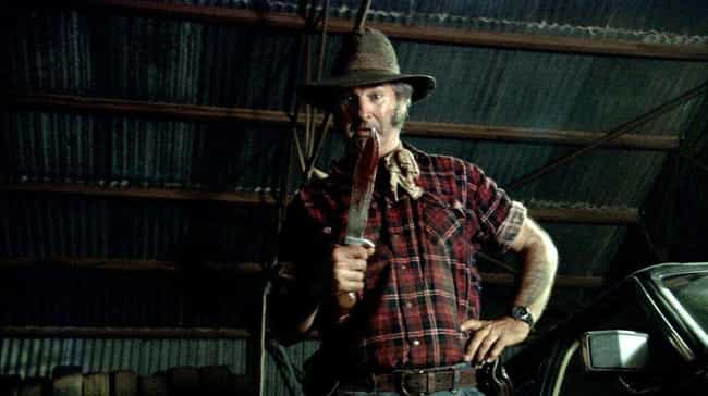 """Wolf Creek is listed (or ranked) 7 on the list Are These Horror Movies Really """"Based On A True Story""""? Truth Is, They're Reaching"""