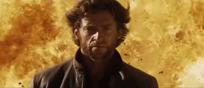 X-Men Origins: Wolverine... is listed (or ranked) 3 on the list The Most Badass Walk-Away-From-Explosion Moments In Film, Ranked