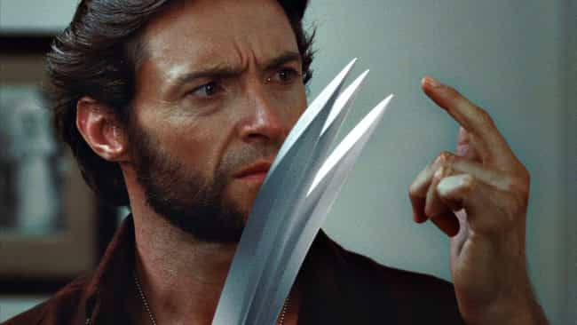 X-Men Origins: Wolverine is listed (or ranked) 4 on the list Bad CGI Body Modifications In Movies
