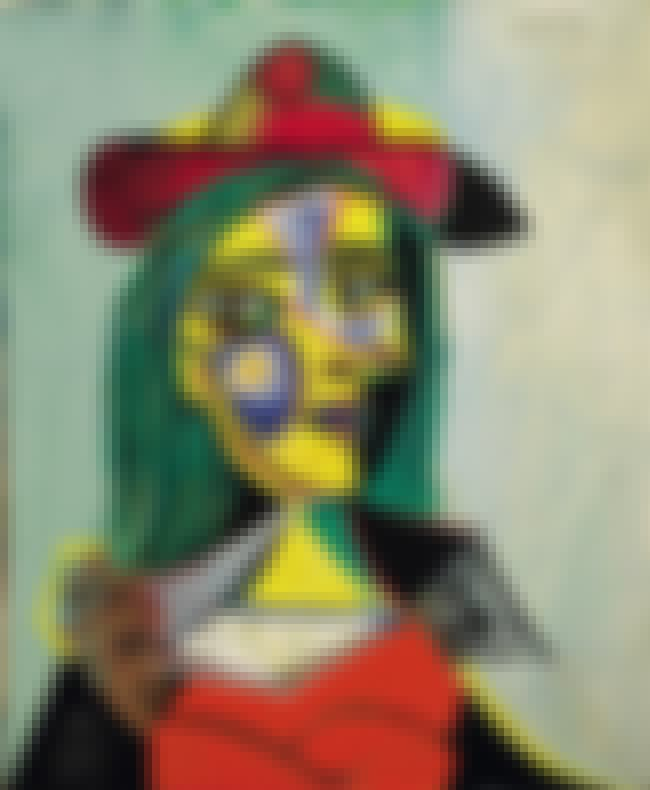Woman in Hat and Fur Collar is listed (or ranked) 2 on the list Famous Hat Art
