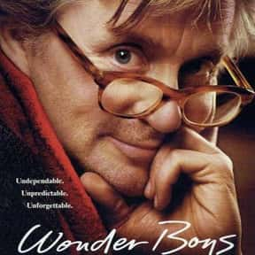 Wonder Boys is listed (or ranked) 20 on the list The Best Michael Douglas Movies