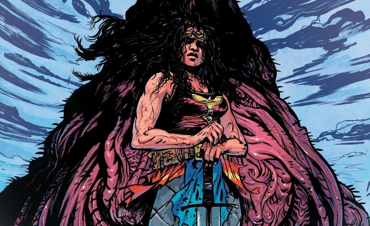 'Dead Earth' Wonder Woman