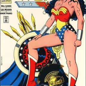 Wonder Woman is listed (or ranked) 12 on the list Stunning Female Comic Book Characters, Ranked