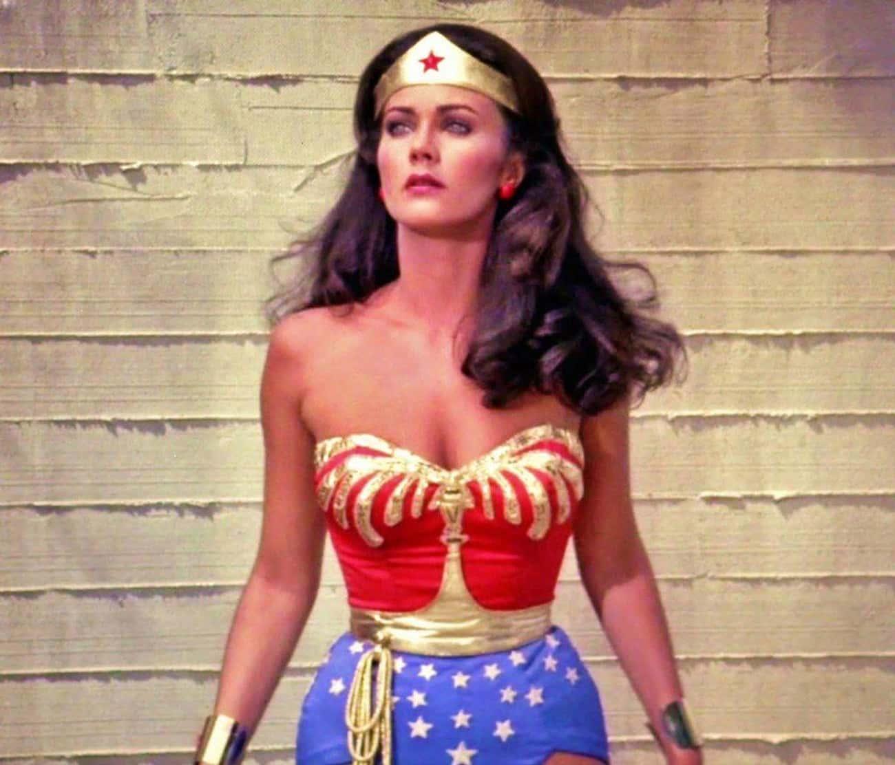 Wonder Woman In 'Wonder Woman'