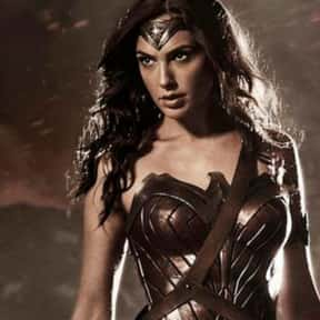 Wonder Woman is listed (or ranked) 1 on the list The Greatest Female Characters in Film History