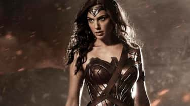 Wonder Woman is listed (or ranked) 2 on the list The Best and Strongest Women Characters