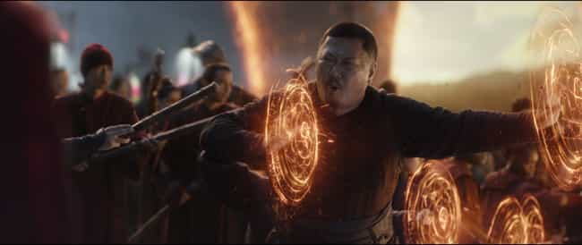 Wong is listed (or ranked) 1 on the list The Low-Key Underrated Characters In The Marvel Cinematic Universe, Ranked