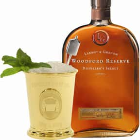 Woodford Reserve is listed (or ranked) 2 on the list The Best Bourbon Brands