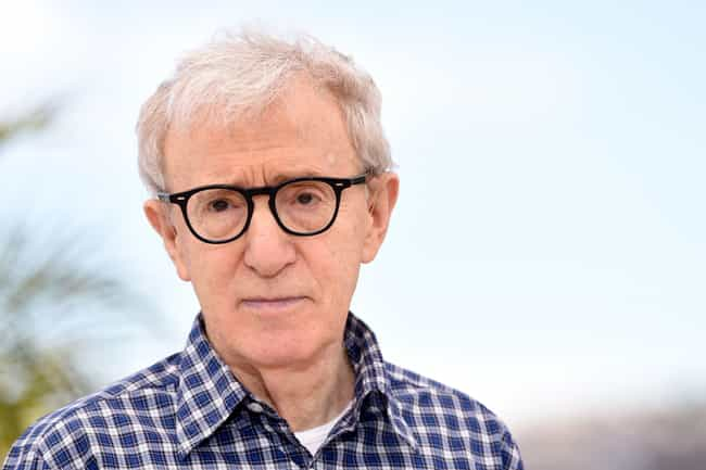 Woody Allen is listed (or ranked) 3 on the list The Most Influential Contemporary Americans