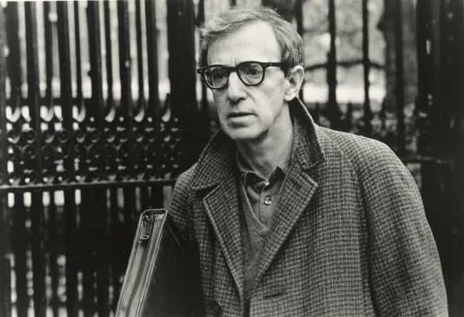 Woody Allen is listed (or ranked) 1 on the list Actors in the Most Woody Allen Movies