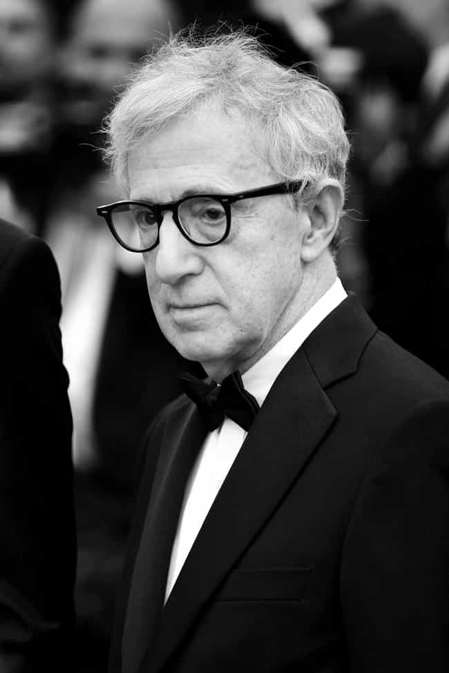 Woody Allen is listed (or ranked) 3 on the list 9 Famous People Who Were Kicked Out of College