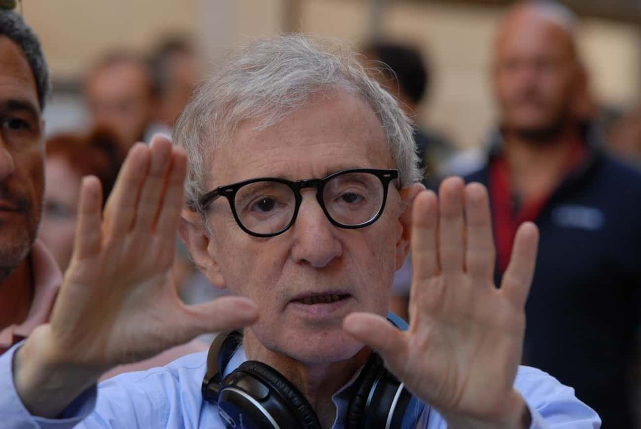 Woody Allen is listed (or ranked) 3 on the list Famous People You Didn't Know Were Agoraphobic