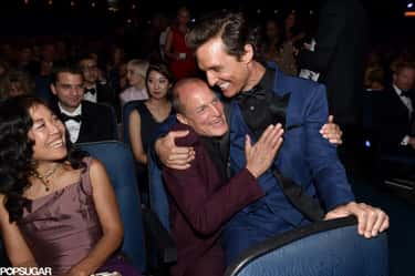 Woody Harrelson is listed (or ranked) 1 on the list Famous Friends of Matthew McConaughey