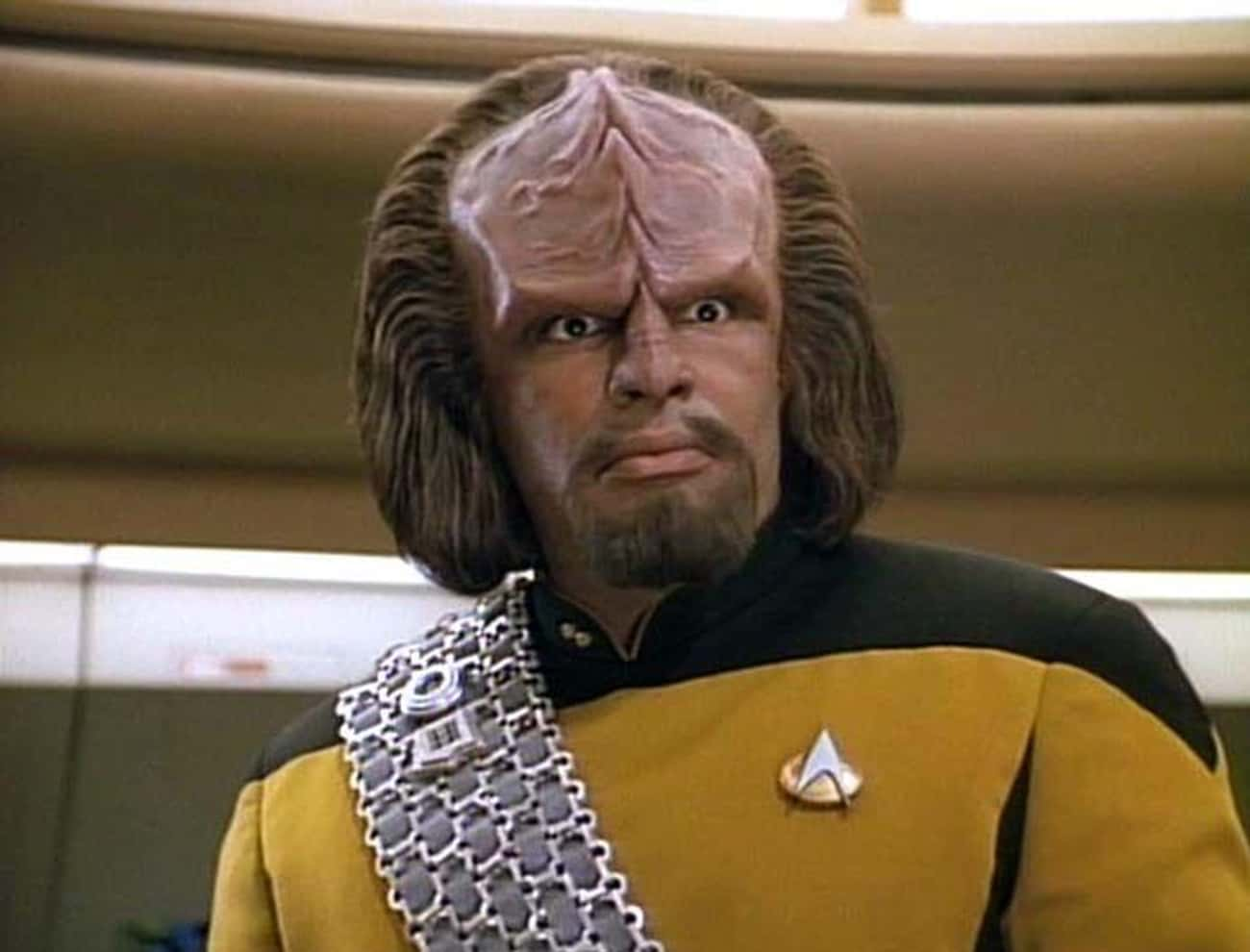 Worf Is 24 Years Old