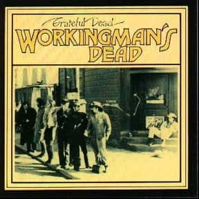 Workingman's Dead is listed (or ranked) 2 on the list The Best Official, Non-Archival Grateful Dead Albums