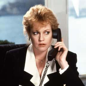 Working Girl is listed (or ranked) 24 on the list The Best Chick Flicks Of The '80s