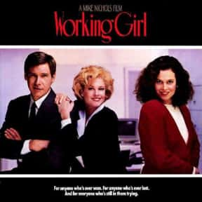 Working Girl is listed (or ranked) 25 on the list The Best Romance Movies Rated R