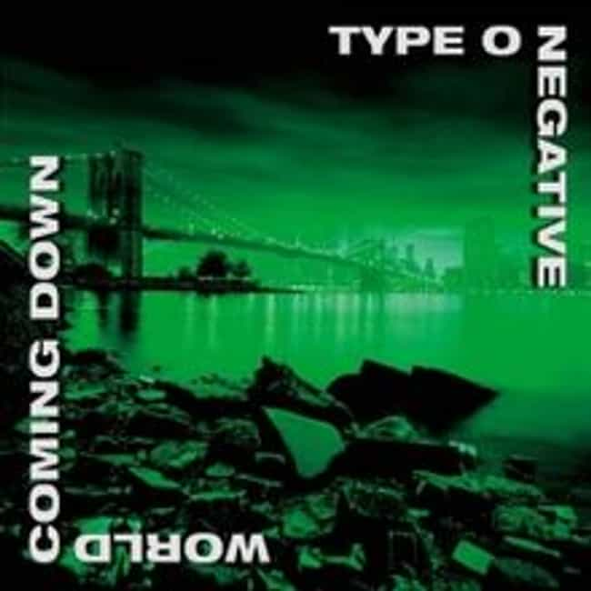 World Coming Down is listed (or ranked) 3 on the list The Best Type O Negative Albums of All Time