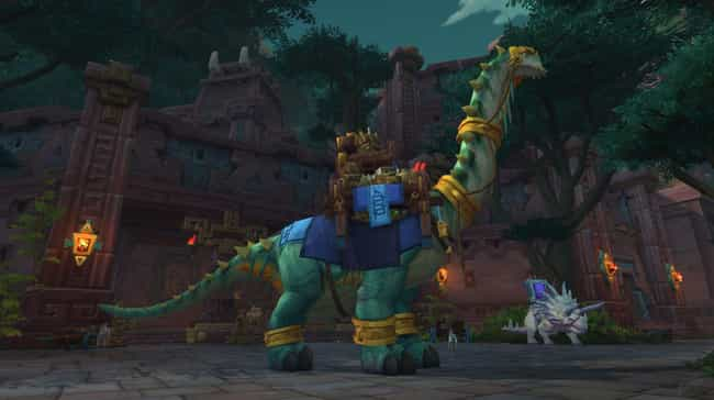 World of Warcraft is listed (or ranked) 4 on the list The Craziest Things Video Games Have Tried To Charge Real Money For