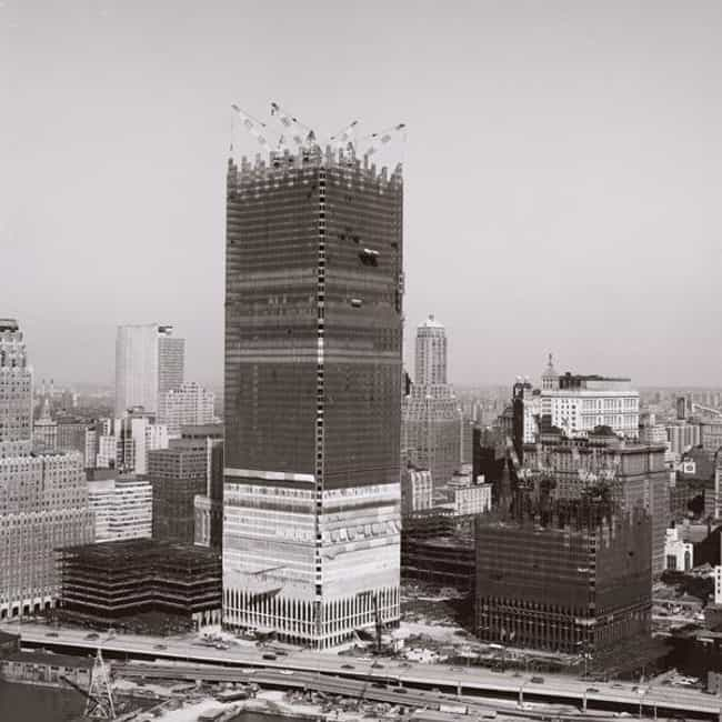 World Trade Center is listed (or ranked) 4 on the list The Construction of the Most Iconic Landmarks on Earth