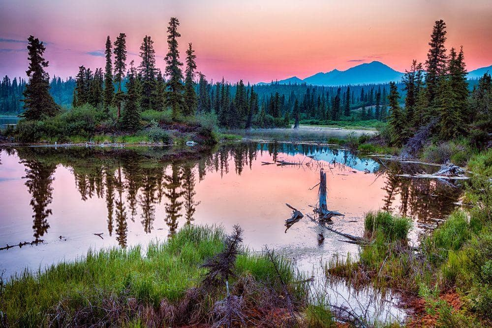 Wrangell–St. Elias National Park and Preserve on Random Best Picture Of Each US National Park