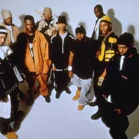 Wu-Tang Clan is listed (or ranked) 2 on the list The Best East Coast Rappers of All Time