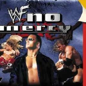 WWF No Mercy is listed (or ranked) 6 on the list The Best Wrestling Games of All Time