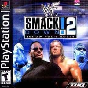 WWF SmackDown! 2: Know Your Ro is listed (or ranked) 3 on the list The Best Wrestling Games of All Time