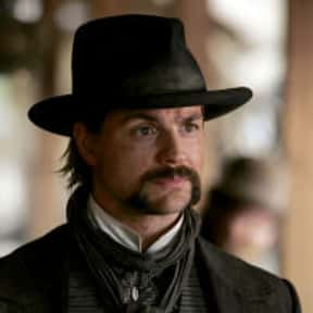 Wyatt Earp is listed (or ranked) 5 on the list All Deadwood Characters