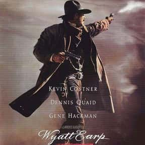 Wyatt Earp is listed (or ranked) 14 on the list The Best Kevin Costner Movies