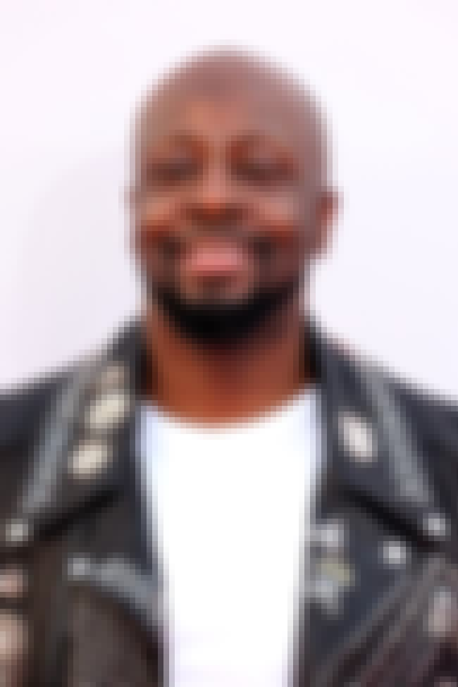 Wyclef Jean is listed (or ranked) 4 on the list Famous Male Film Actors
