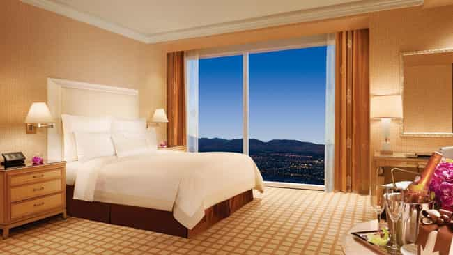 Wynn Las Vegas is listed (or ranked) 1 on the list The Best Hotels In Las Vegas