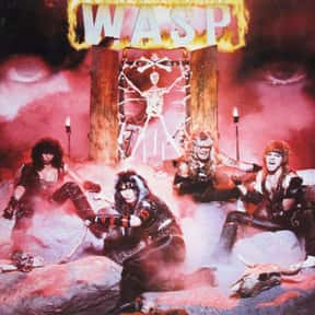W.A.S.P. is listed (or ranked) 12 on the list The Best Classic Metal Bands