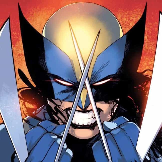X-23 is listed (or ranked) 1 on the list Clones Of Your Favorite Comic Book Characters Who Didn't Turn Out Lame