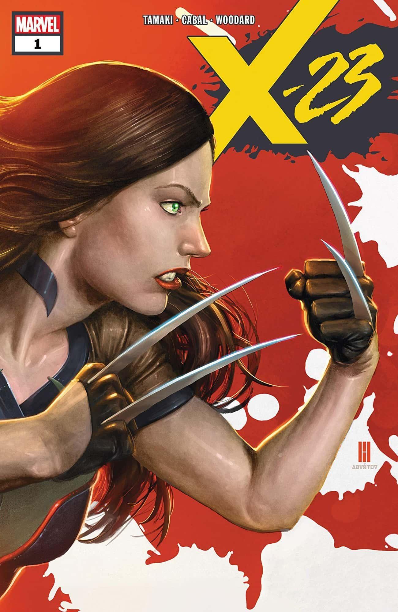 X-23 (Wolverine)